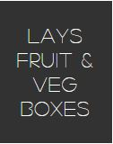 Leys Fruit and veg boxes straight to your door from the Beehive, Englefield Green